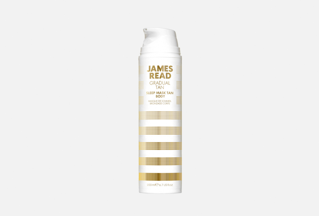 Ночная маска для загара тела  James Read  Sleep Mask Tan Body