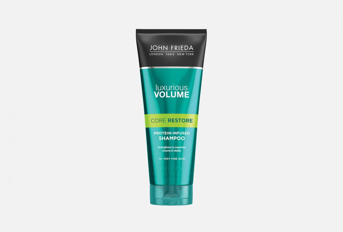 Шампунь для волос с протеином  John Frieda LUXURIOUS VOLUME CORE RESTORE