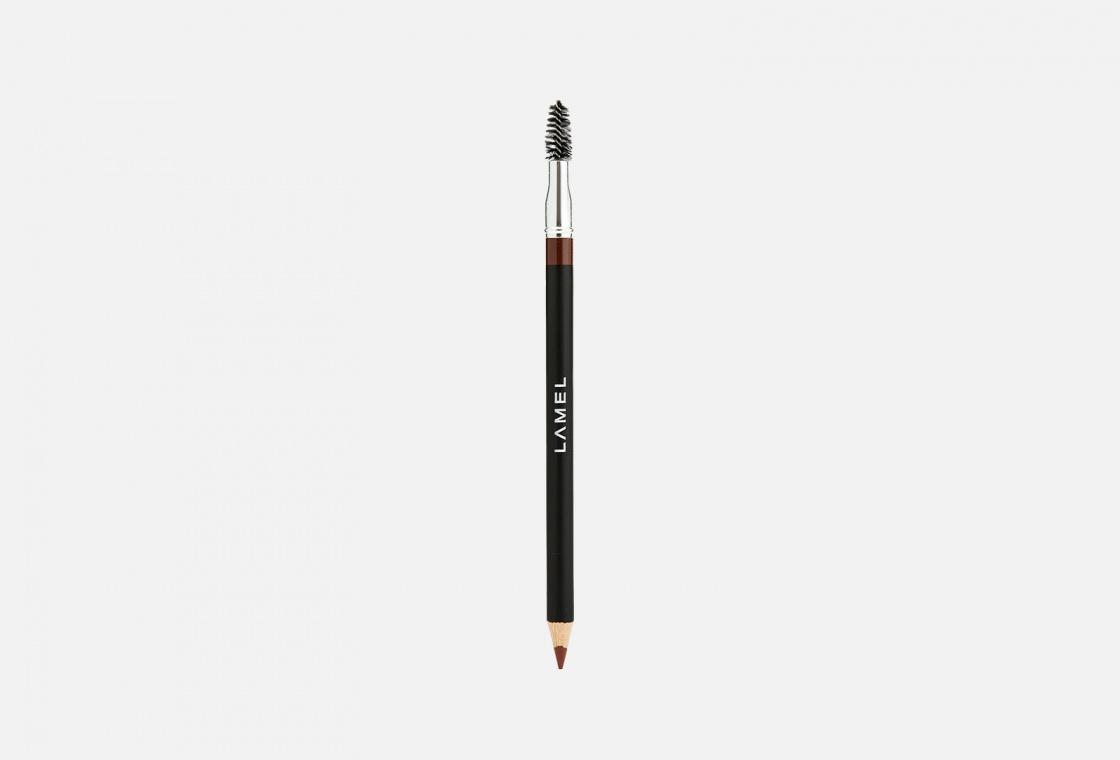 Карандаш для бровей Lamel Brow liner pencil