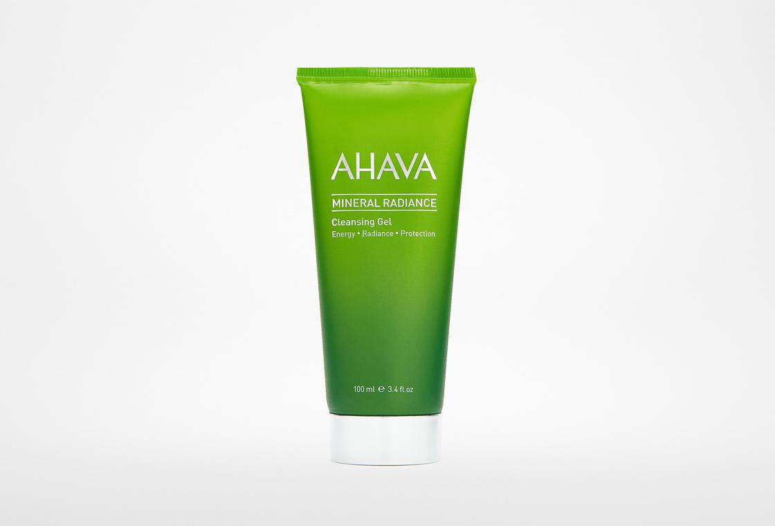 Минеральный гель для очистки кожи и придания ей сияния AHAVA Mineral Radiance