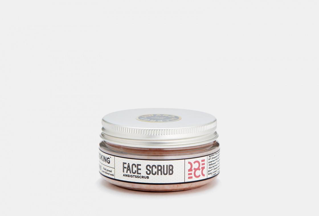 Скраб для лица  Ecooking Face Scrub