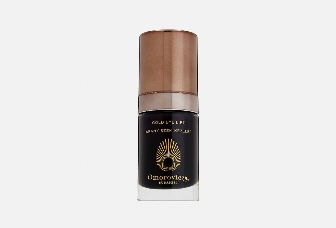 Крем для кожи вокруг глаз с подтягивающим эффектом Omorovicza Gold Eye Lift
