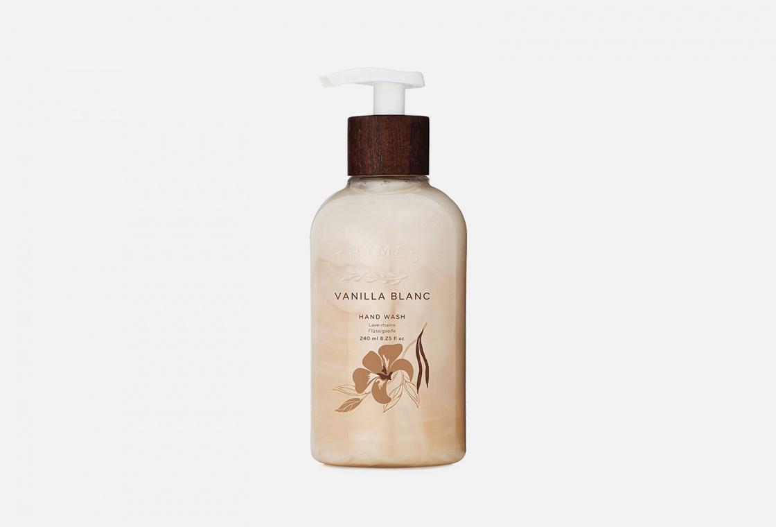 Мыло для рук жидкое Thymes Vanilla Blanc