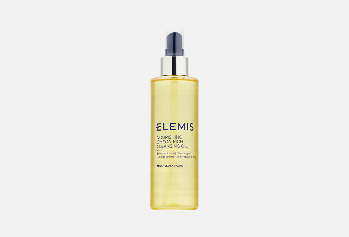 Очищающее масло для лица с Омега-комплексом  ELEMIS Nourishing Omega-Rich