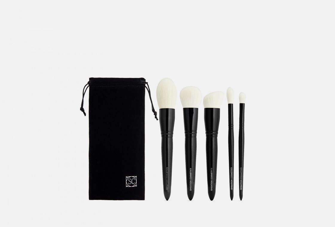 Люксовый набор для макияжа  Sinsation Cosmetics Sinsation Luxury Brush Set