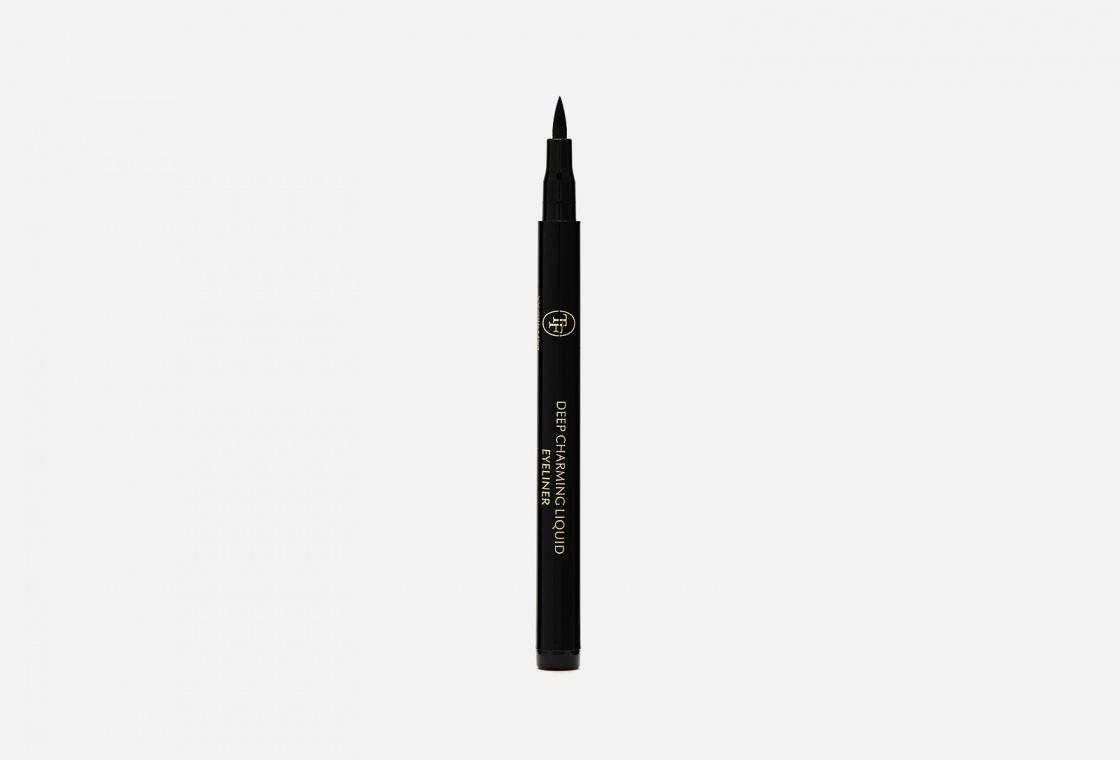 Подводка - фломастер для глаз TF Cosmetics Deep Charming Liquid Eyeliner