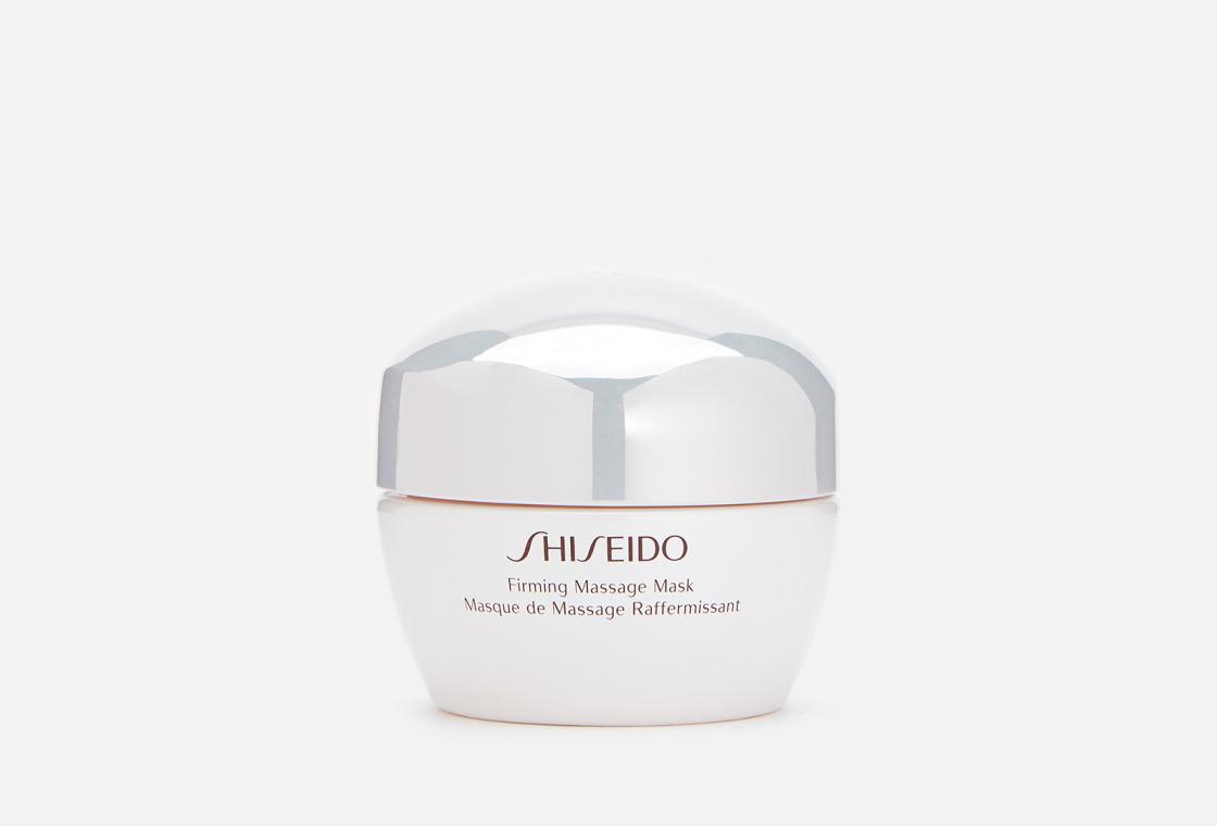 Массажная маска для улучшения упругости кожи Shiseido Firming Massage Mask