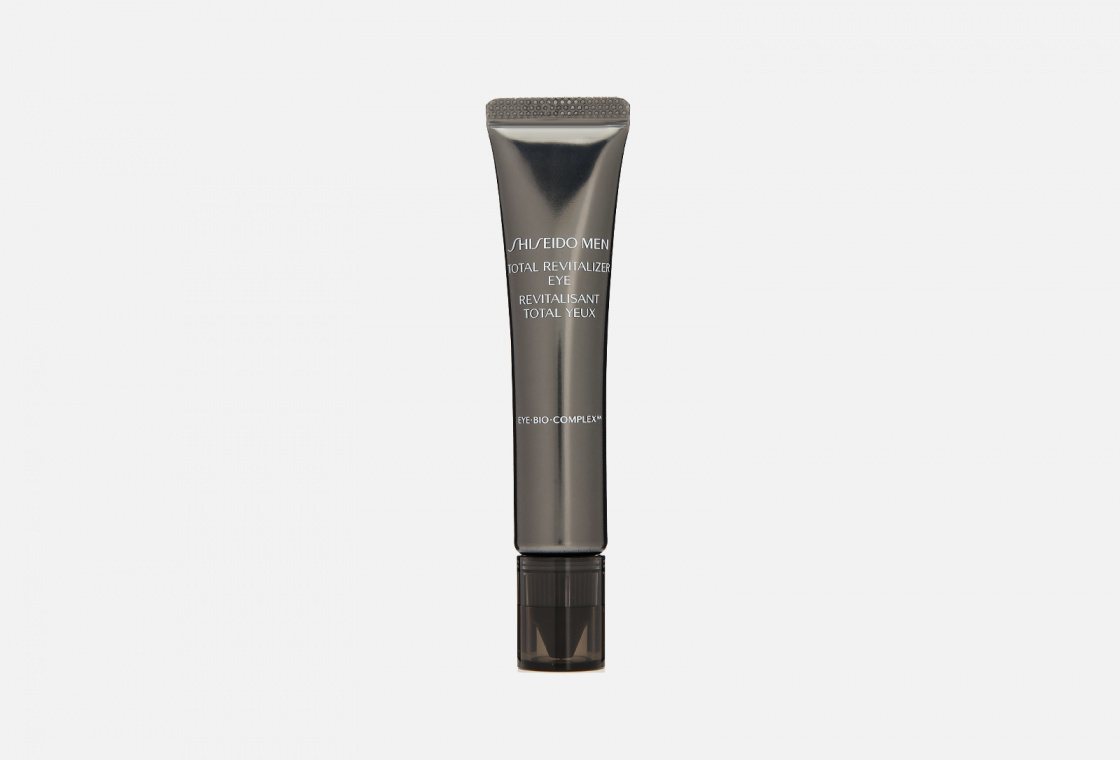 Восстанавливающий крем для кожи вокруг глаз Shiseido Men Total Revitalizer Eye
