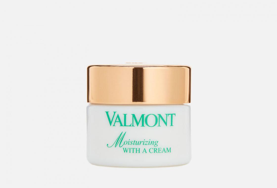 Крем для лица увлажняющий Valmont MOISTURIZING WITH A CREAM