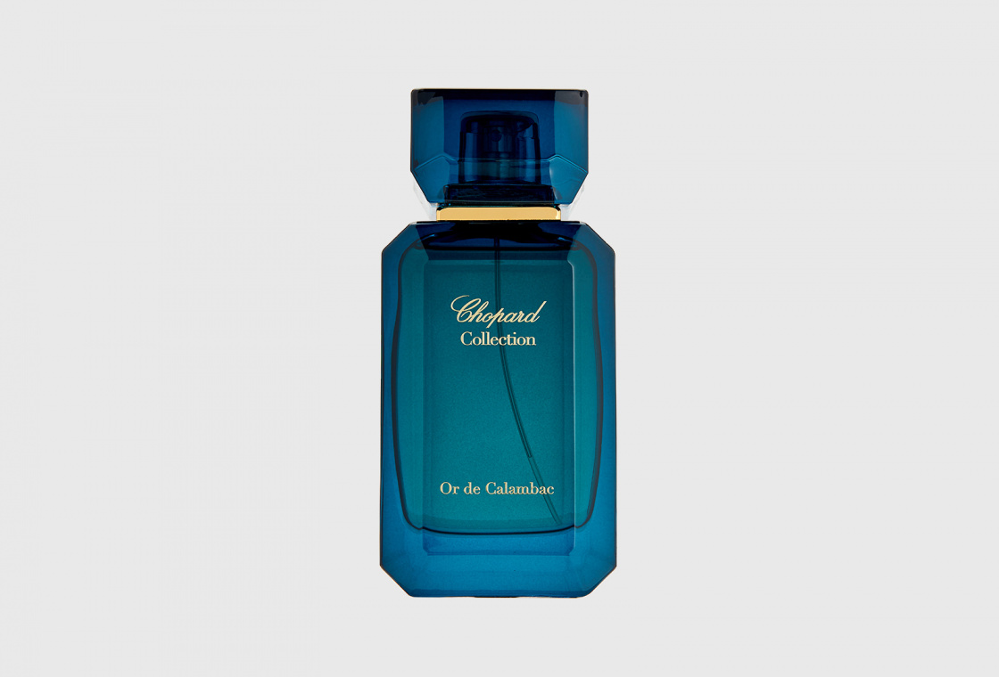 Парфюмерная вода CHOPARD GARDEN OF KINGS Or de Calambac
