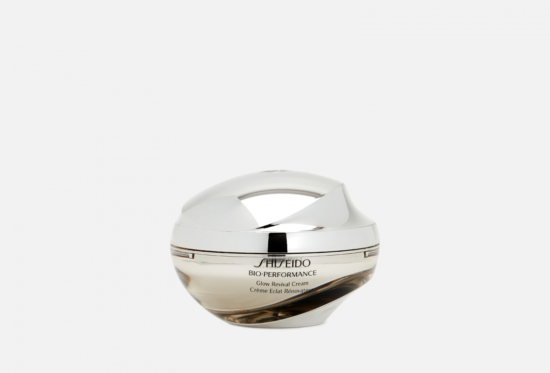 Интенсивный многофункциональный корректирующий крем Shiseido Bio-Performance Glow Revival Cream