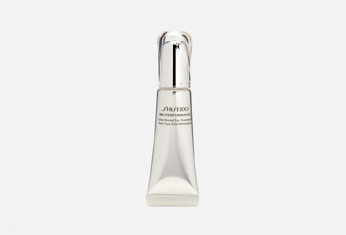 Интенсивный многофункциональный корректирующий крем для глаз Shiseido Bio-Performance Glow Revival Eye Treatment