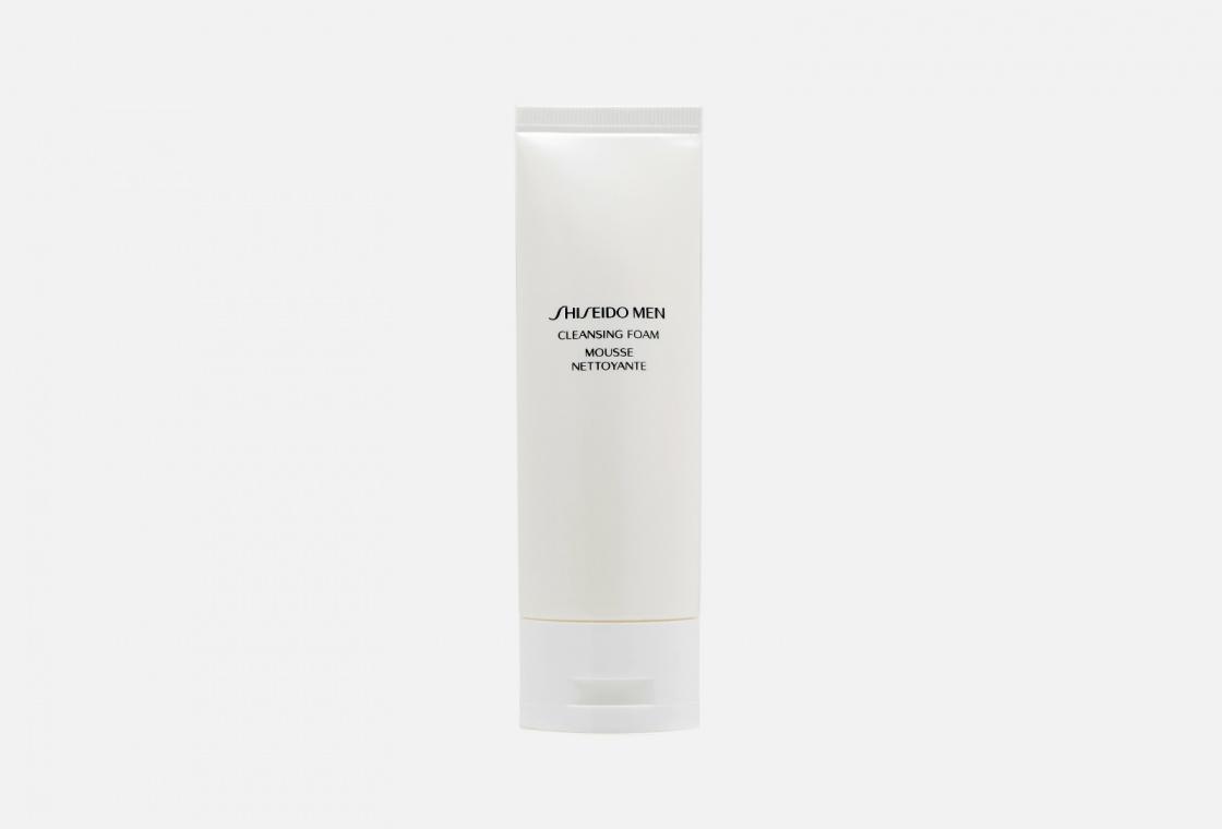 Очищающая пенка Shiseido Men Cleansing Foam