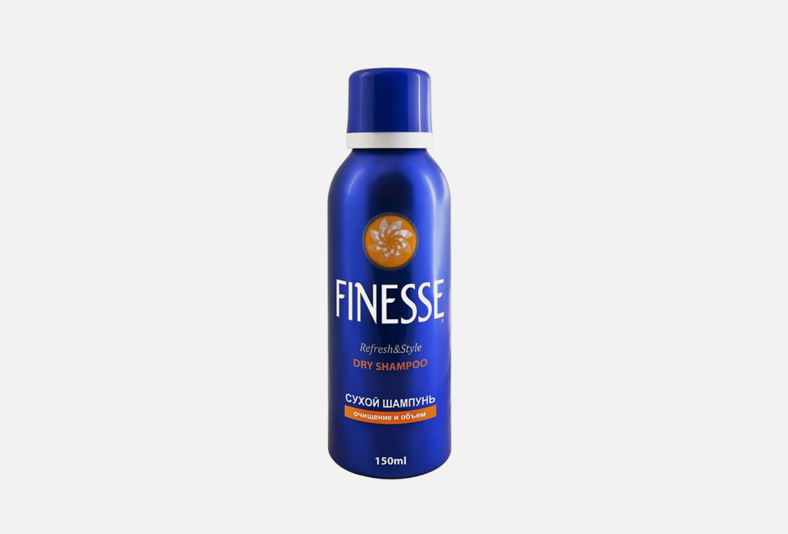 Шампунь для волос сухой  Finesse Dry Shampoo