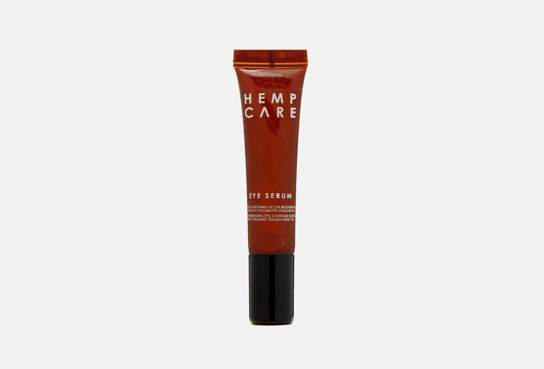Восстанавливающая сыворотка для кожи вокруг глаз HEMP CARE Organic Italian Hemp Oil