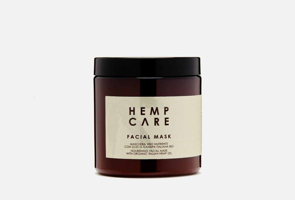 Питательная маска для лица HEMP CARE Organic Italian Hemp Oil