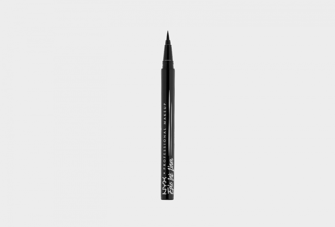 Лайнер для глаз жидкий NYX PROFESSIONAL MAKEUP Epic Ink Liner