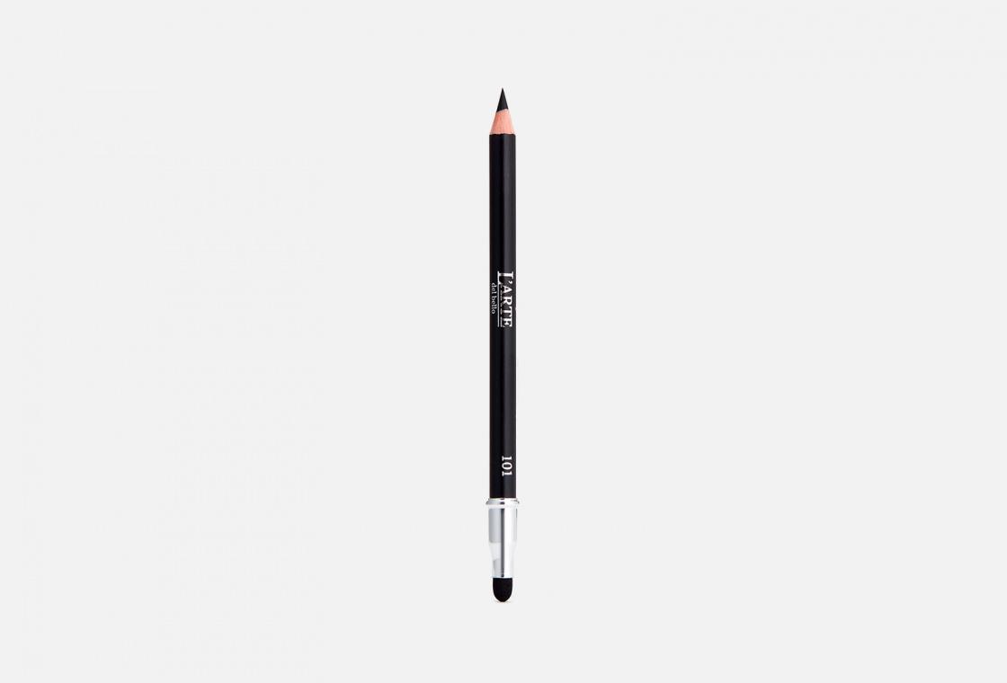 Карандаш для век  L'Arte del Bello Pro-Beauty Eye Pencil  Deep Charcoal