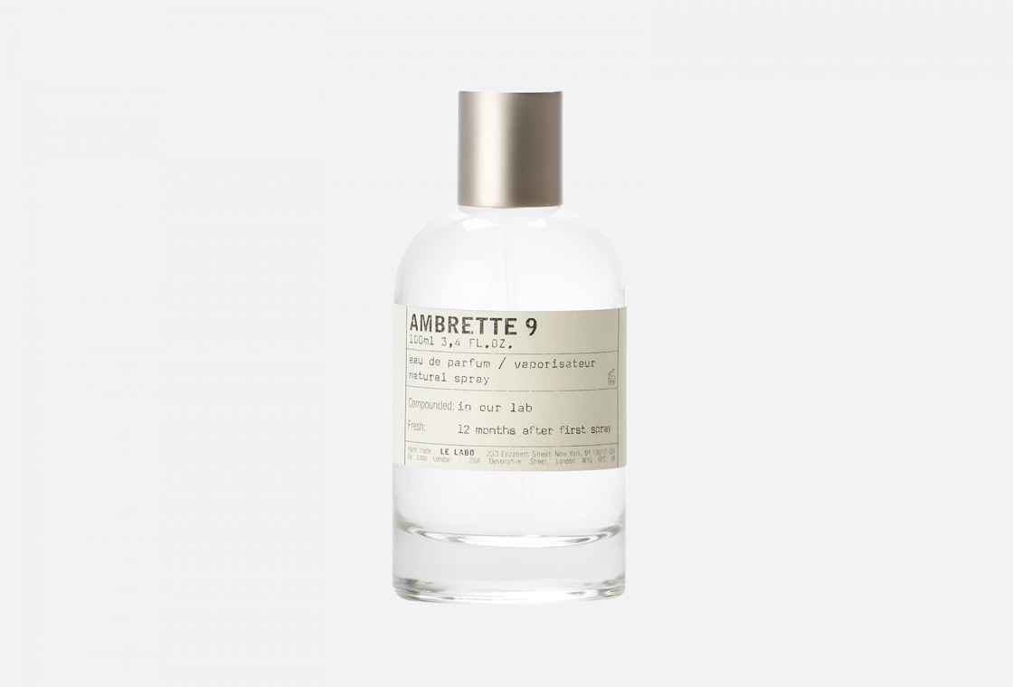 Парфюмерная вода LE LABO Ambrette 9