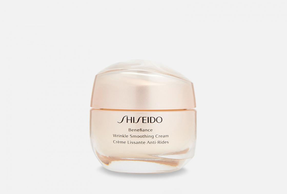 Крем для лица, разглаживающий морщины Shiseido BENEFIANCE WRINKLE SMOOTHING CREAM