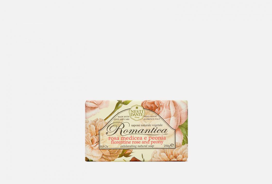 Мыло туалетное Nesti Dante Florentine rose and peony