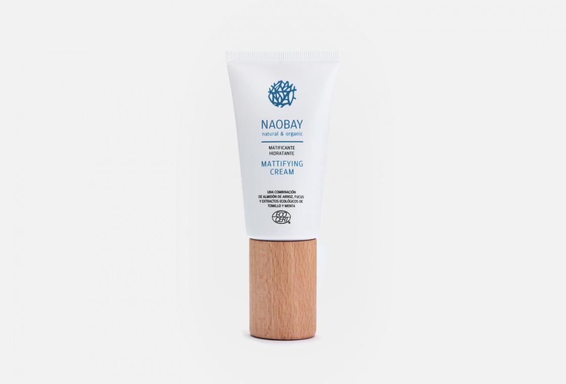 Матирующий крем  Naobay Mattifying Cream