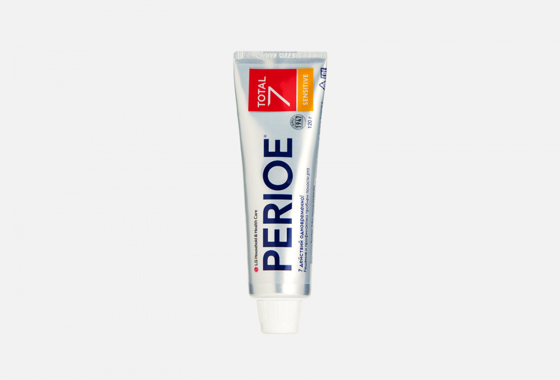Зубная паста PERIOE Total 7 sensitive