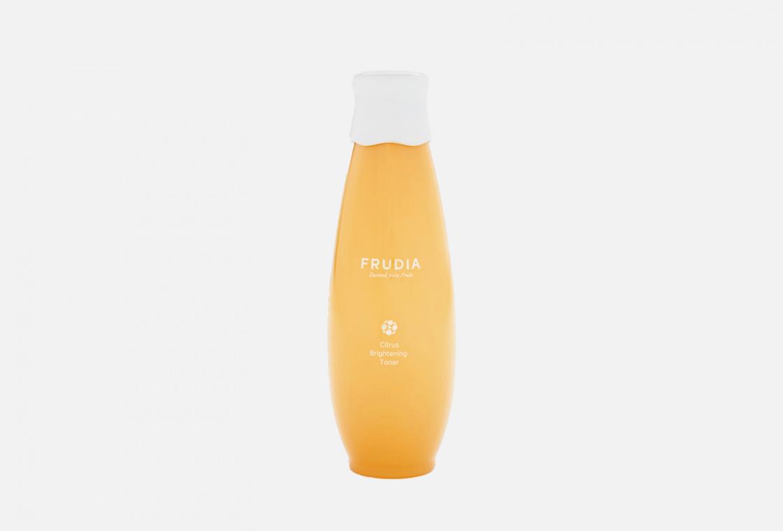 Тоник для улучшения цвета лица  Frudia Citrus
