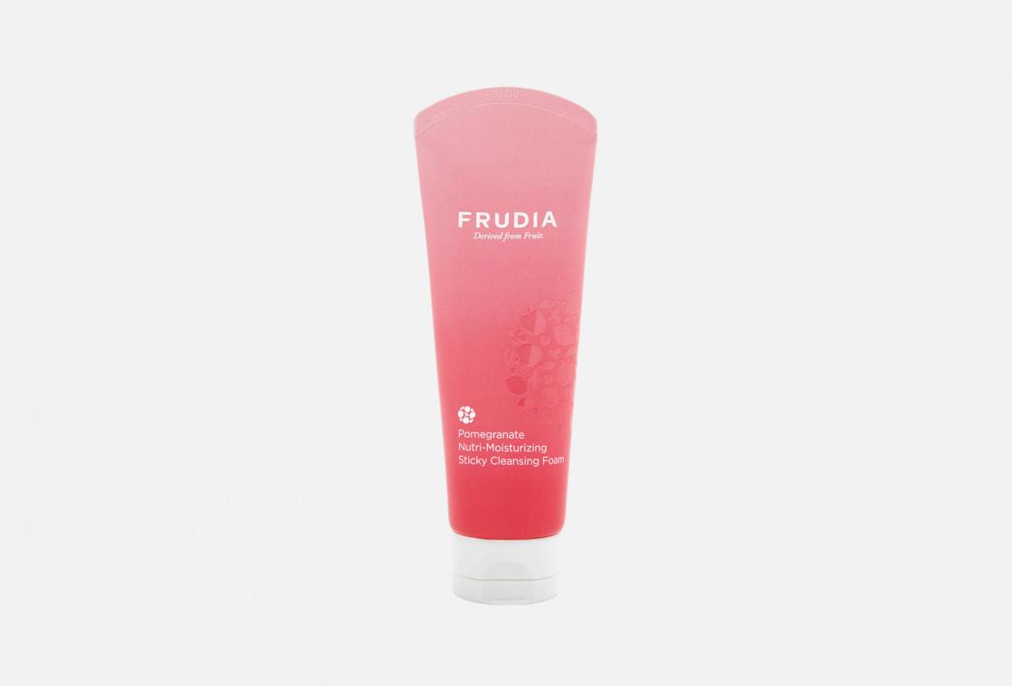 Питательная пенка-суфле для умывания Frudia Pomegranate