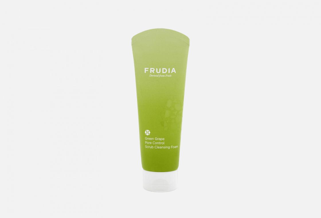 Пенка себорегулирующая  Frudia Green Grape