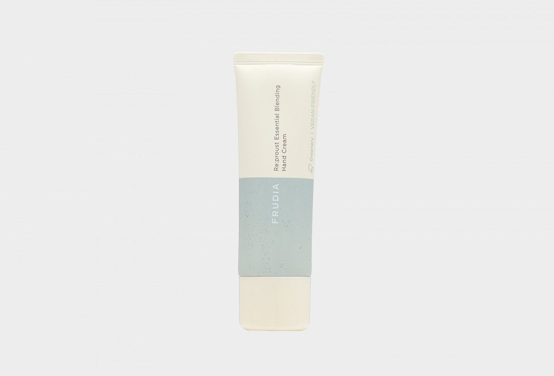 Крем для рук с геранью и бергамотом Frudia Re:proust Essential Blending Hand Cream •Greenery•