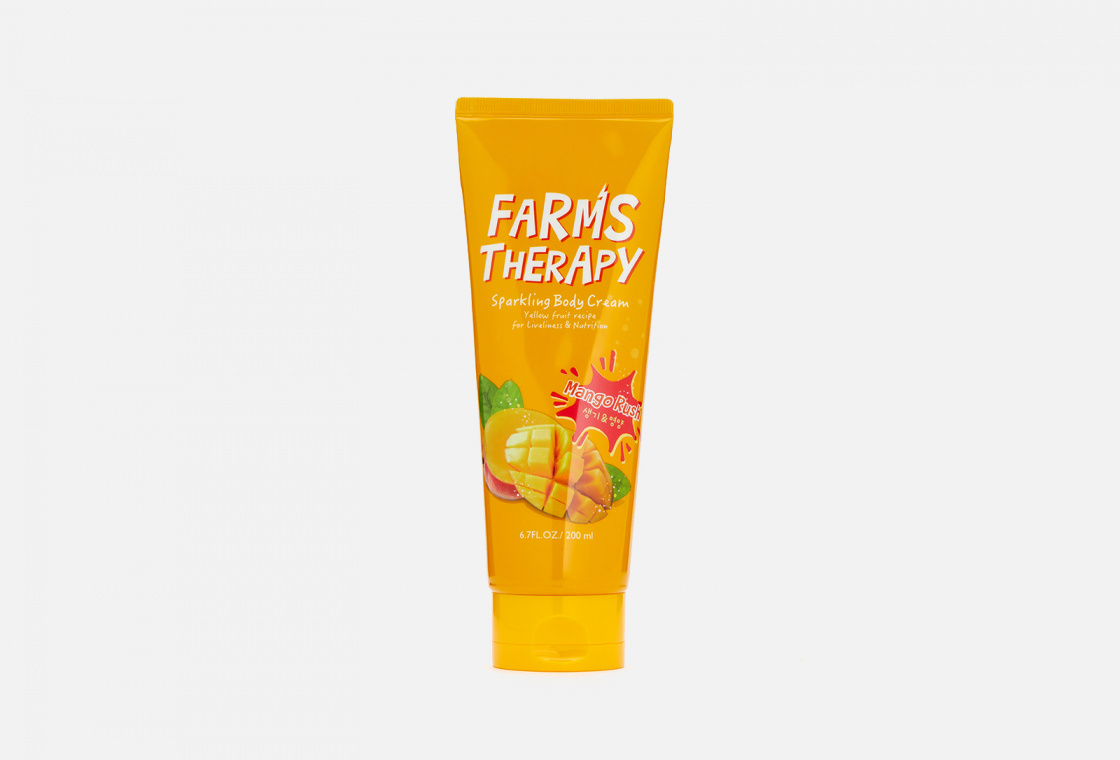 Крем для тела Farms Therapy Манго
