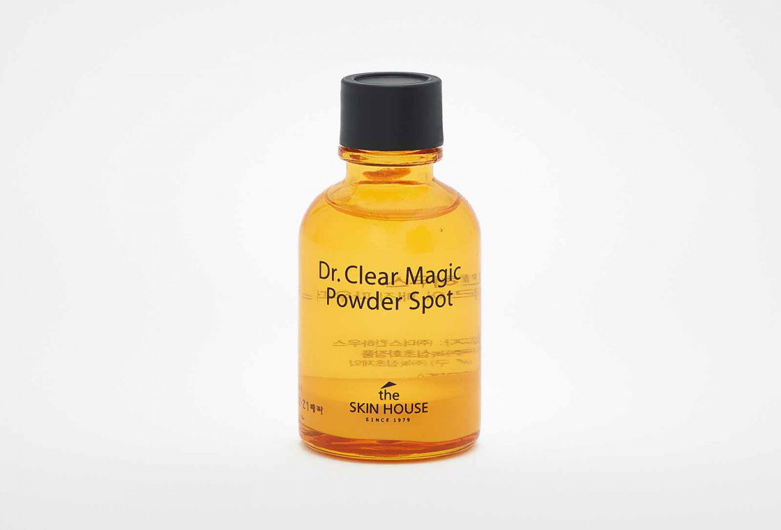 Средство для устранения воспалений The Skin House DR.CLEAR MAGIC POWDER SPOT