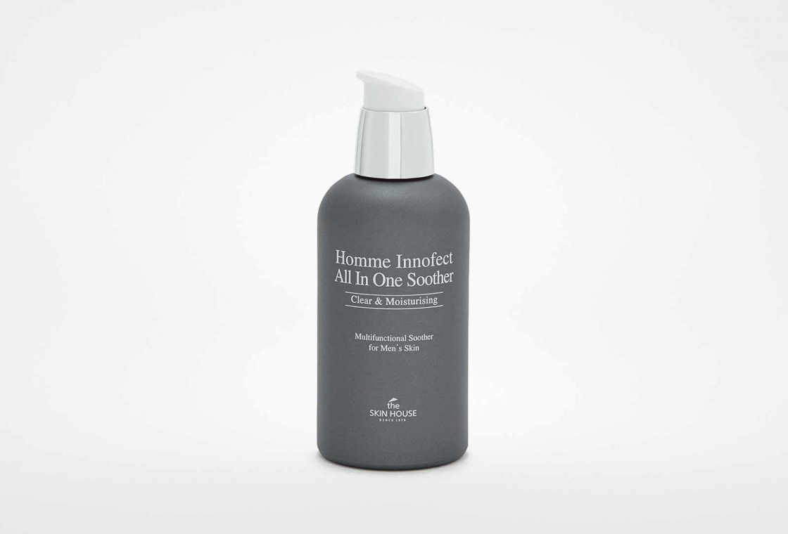 ухаживающее средство The Skin House HOMME INNOFECT CONTROL ALL-IN-ONE SOOTHER