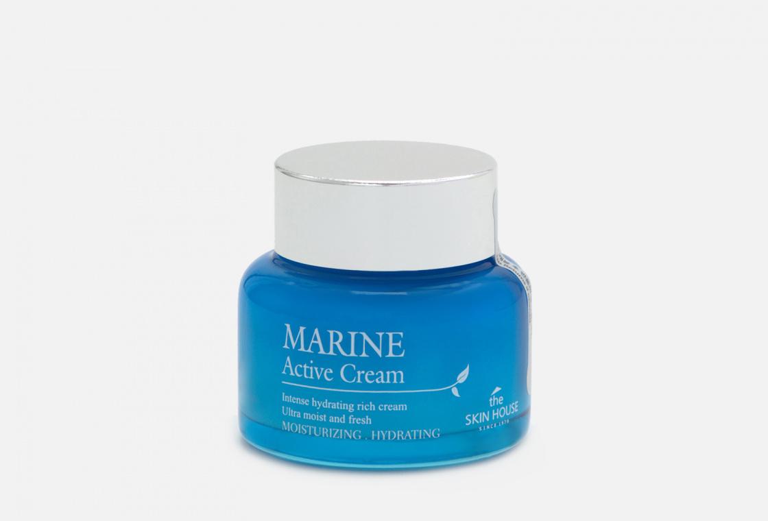 Крем для лица The Skin House Marine Active Cream