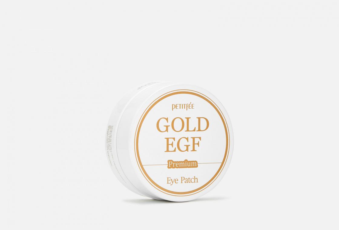 Патчи для глаз гидрогелевые  PETITFEE Premium Gold&EGF Eye Patch