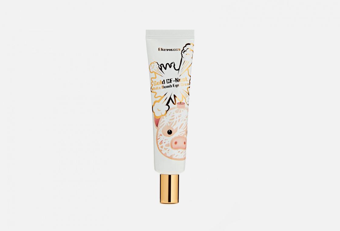 Крем для глаз с экстрактом ласточкиного гнезда Elizavecca CF-Nest Gold CF Nest White Bomb Eye Cream