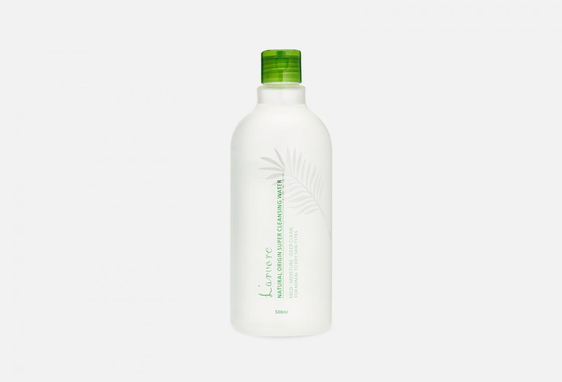 Мицеллярная вода L'arvore NATURAL ORIGIN SUPER CLEANSING WATER
