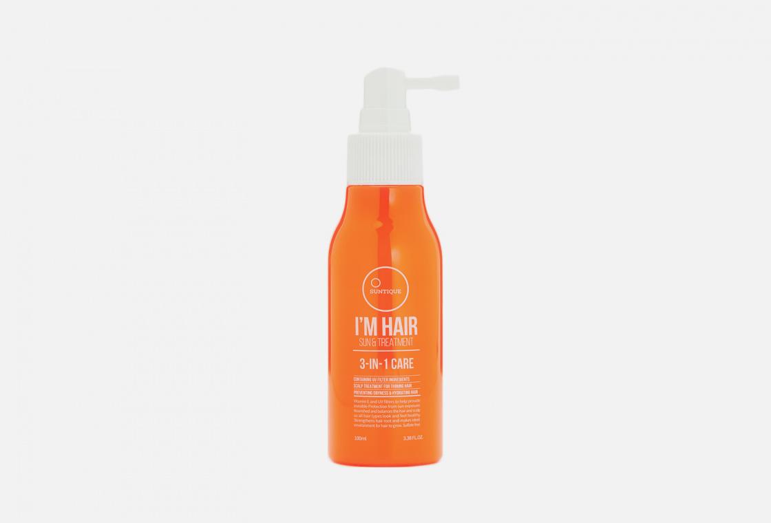 Солнцезащитный спрей для волос 3 в 1 Suntique I'M HAIR SUN&TREATMENT