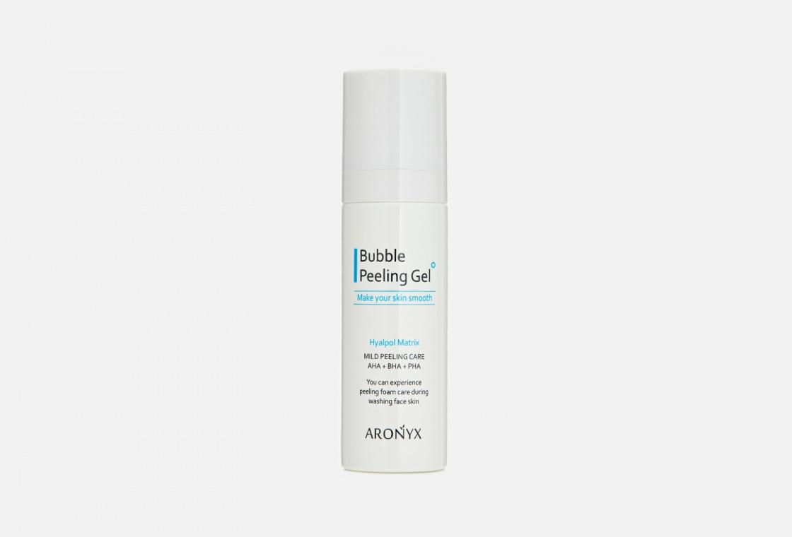 Маска-скатка кислородная ARONYX Bubble peeling gel