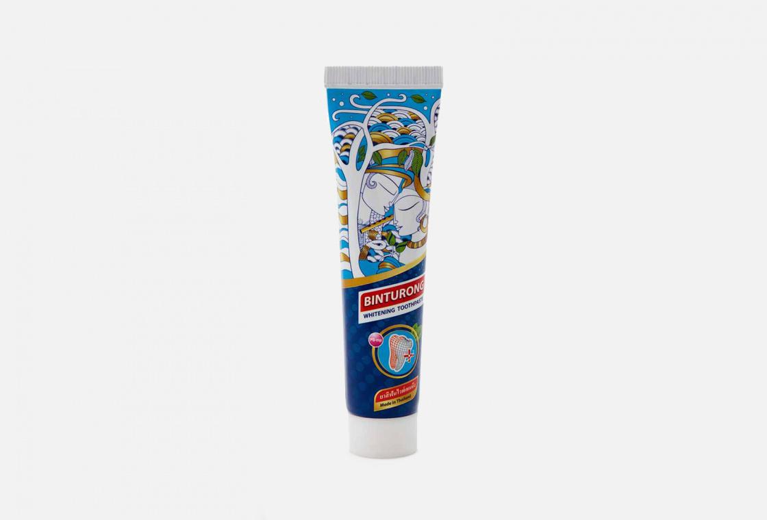 Зубная паста отбеливающая Binturong Whitening toothpaste