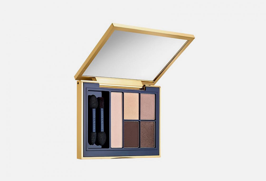 Пятицветные тени для век Estée Lauder Pure Color Envy Sculpting EyeShadow 5-Color Palette