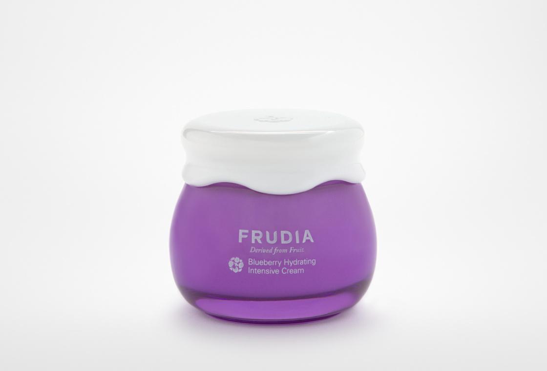 Крем интенсивно увлажняющий с черникой Frudia Blueberry