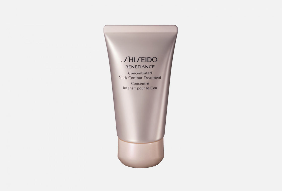 Концентрированный крем для ухода за кожей шеи Shiseido Benefiance Wrinkleresist24 Concentrated Neck Contour Treatment