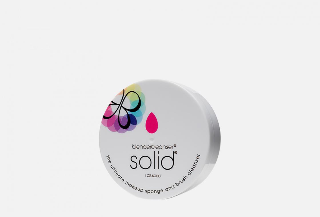 Мыло для очистки спонжей Beauty Blender Solid blendercleanser