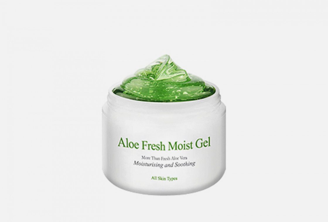 Крем-гель The Skin House ALOE FRESH MOIST GEL