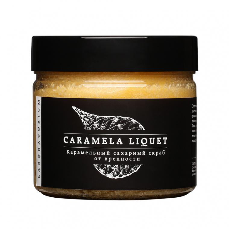 Скраб LABORATORIUM Caramela Liquet