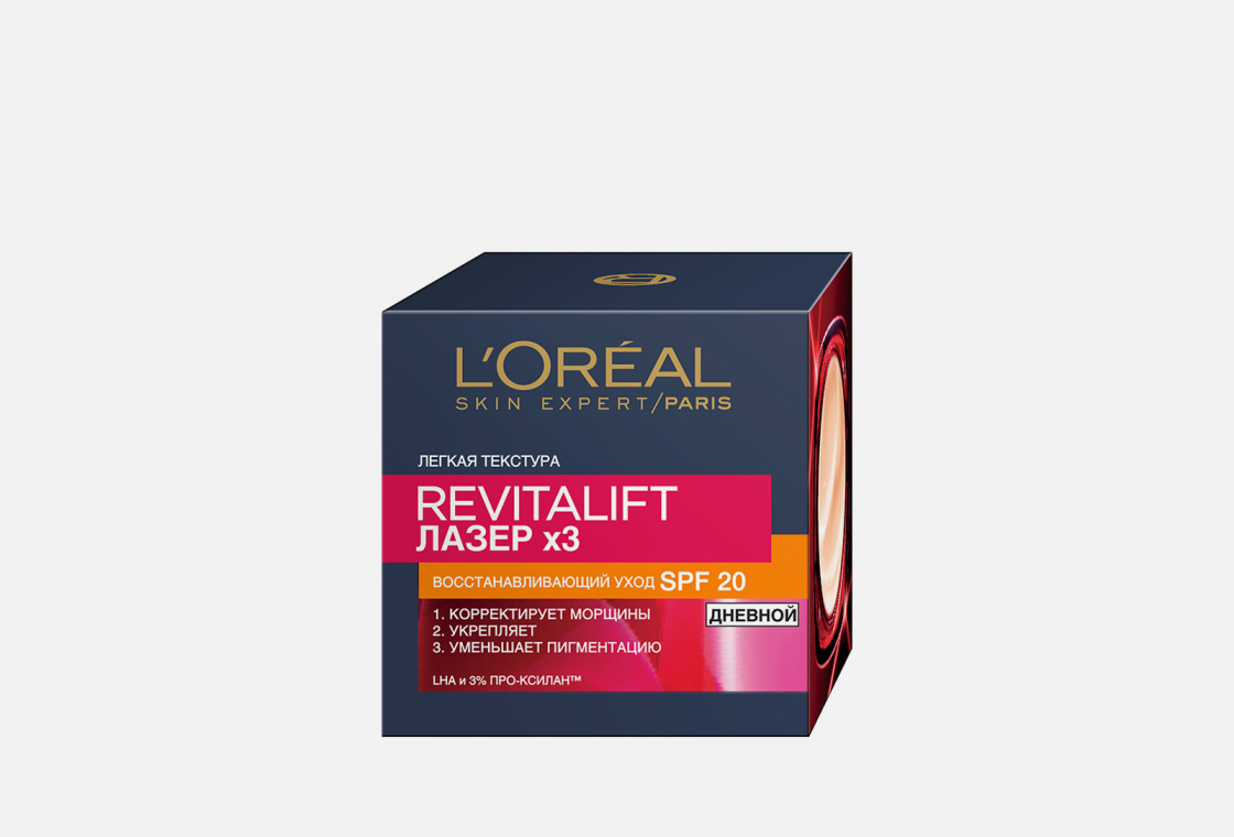 Дневной крем L'Oreal Paris REVITALIFT