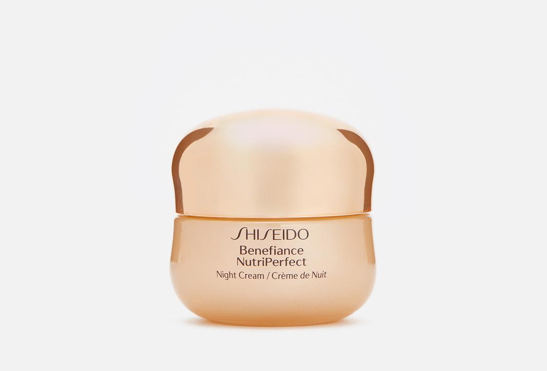 Ночной крем  Shiseido Benefiance Nutriperfect Night Cream