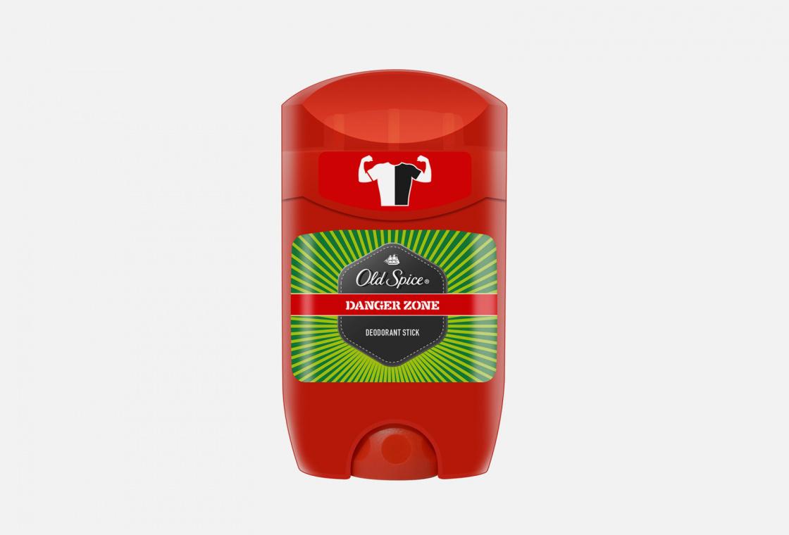 Твердый дезодорант  Old Spice Danger Zone